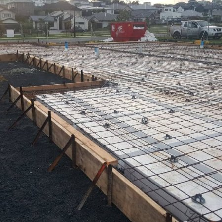Concrete-foundation-laid